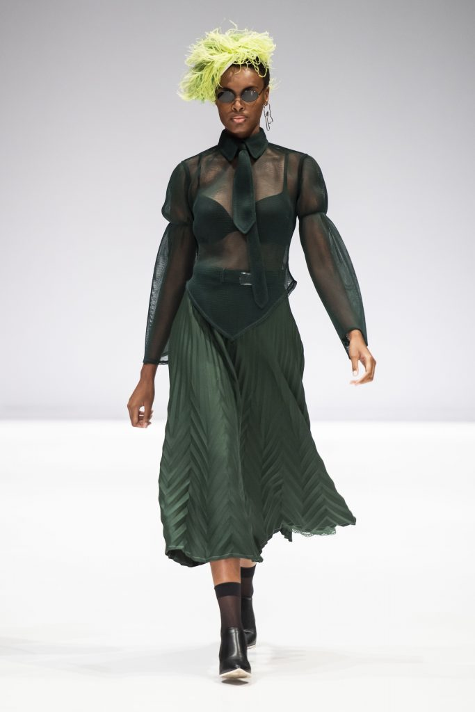 thebe  magugu safw african studies