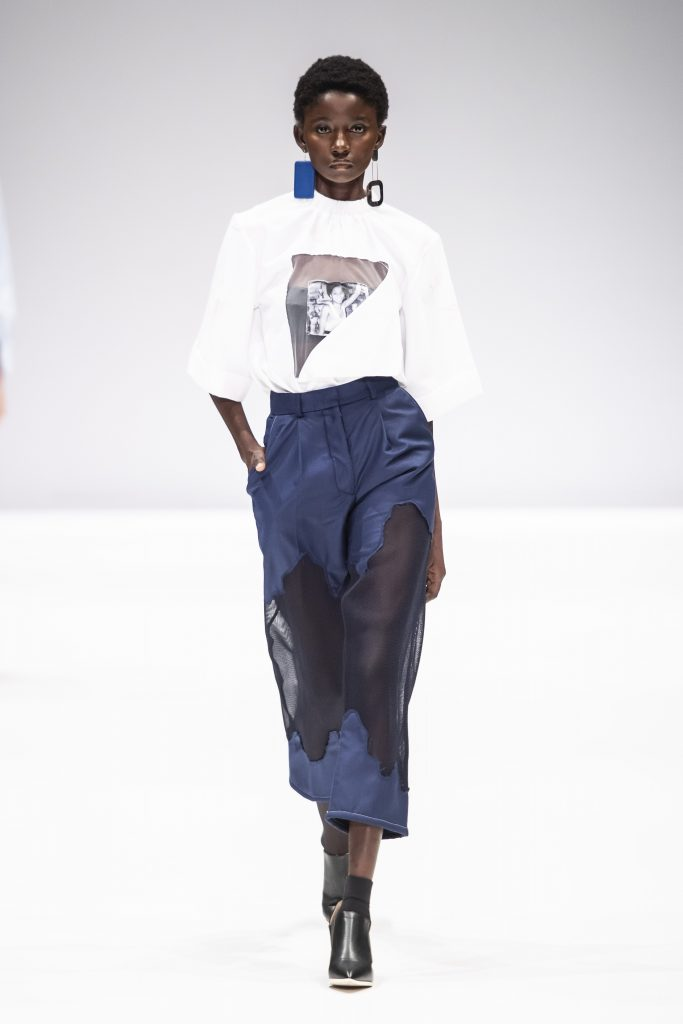 thebe Magugu african studies safw